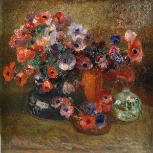 Fleurs, la vingtaine