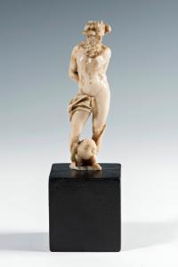 Jupiter - sculpture en ivoire