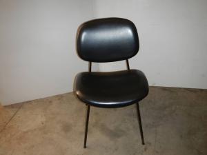 Chaise de bureau Olivetti années 60