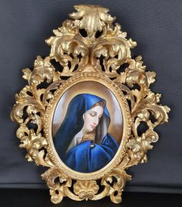 Madonna del Dito du 19ème siècle