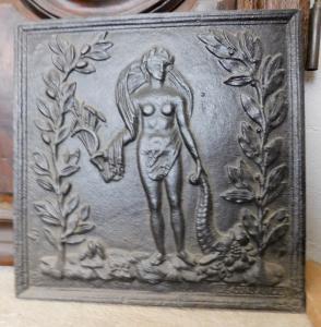 plaque de fonte p201 40 x 40 cm