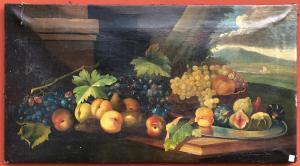 nature morte aux fruits