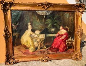 le pianiste et le cardinal