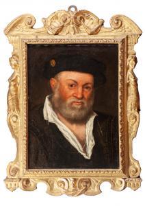 Niccolò Frangipane, Portrait d'un gentilhomme