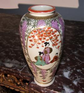 Vase japonais.