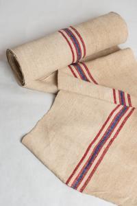 Tissu vintage français pour meubles