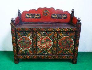 Cabinet tibétain