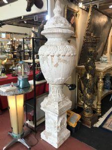 vases en pierre par paires 60x220h