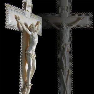 Superbe sculpture ancienne en ivoire, Florence fine du XVIIe siècle