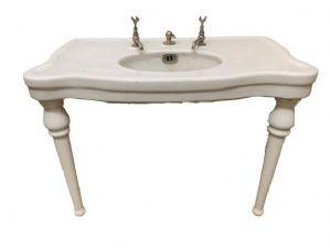 Lavandino da bagno in ceramica