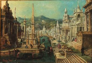 Francesco Zanin (Nove 1824 - Venise 1884)